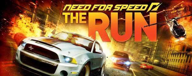 Need for Speed The Run pobierz